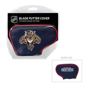 Florida Panthers Golf Blade Putter Cover