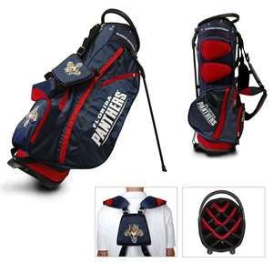 Florida Panthers Golf Fairway Stand Bag