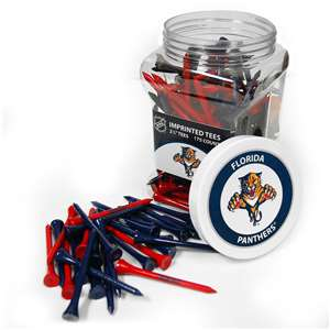 Florida Panthers Golf 175 Tee Jar