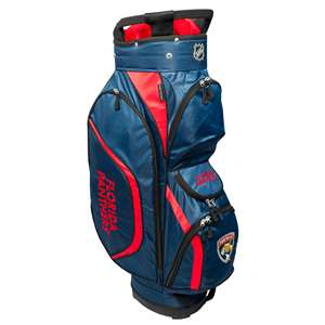 Florida Panthers Golf Clubhouse Cart Bag
