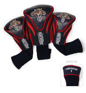 Florida Panthers Golf 3 Pack Contour Headcover