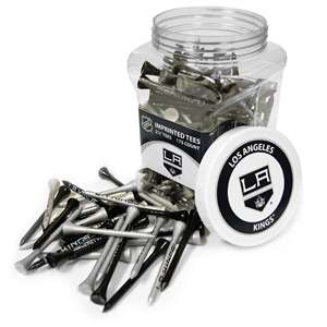Los Angeles Kings Golf 175 Tee Jar 14251