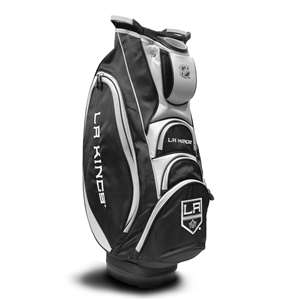 Los Angeles Kings Golf Victory Cart Bag