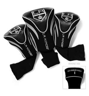 Los Angeles Kings Golf 3 Pack Contour Headcover 14294