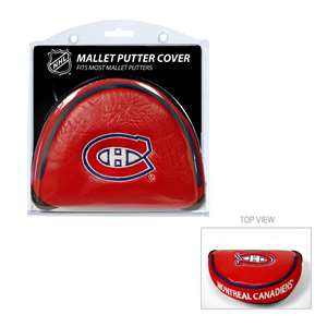 Montreal Canadiens Golf Mallet Putter Cover