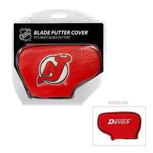 New Jersry Devils Golf Blade Putter Cover 14601