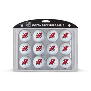 New Jersry Devils Golf Dozen Ball Pack 14603