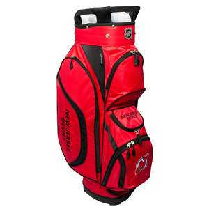 New Jersry Devils Golf Clubhouse Cart Bag 14662