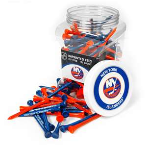 New York Islanders Golf 175 Tee Jar