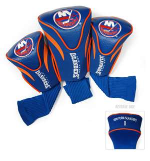 NEW YORK ISLANDERS Golf Club Headcover Contour 3 Pack