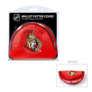 Ottawa Senators Golf Mallet Putter Cover