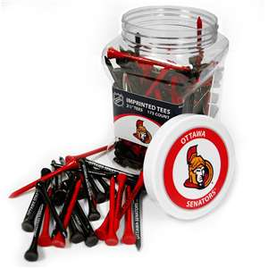 Ottawa Senators Golf 175 Tee Jar 14951