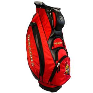 Ottawa Senators Golf Victory Cart Bag 14973