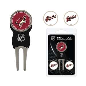 Arizona Coyotes Golf Signature Divot Tool Pack  15145