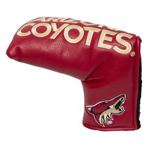 Arizona Coyotes Golf Tour Blade Putter Cover