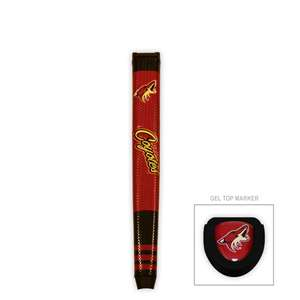 Arizona Coyotes Golf Putter Grip