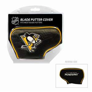 Pittsburgh Penguins Golf Blade Putter Cover
