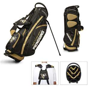 Pittsburgh Penguins Golf Fairway Stand Bag