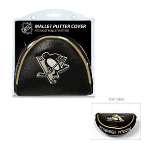 Pittsburgh Penguins Golf Mallet Putter Cover 15231