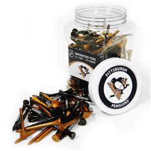Pittsburgh Penguins Golf 175 Tee Jar 15251