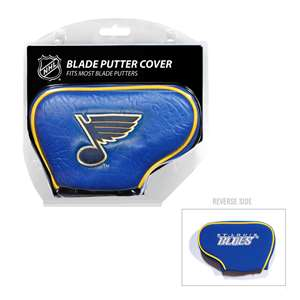 St. Louis Blues Golf Blade Putter Cover
