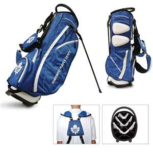 Toronto Maple Leafs Golf Fairway Stand Bag