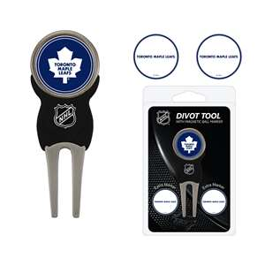 Toronto Maple Leafs Golf Signature Divot Tool Pack
