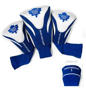 Toronto Maple Leafs Golf 3 Pack Contour Headcover