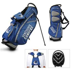 Vancouver Canucks Golf Fairway Stand Bag