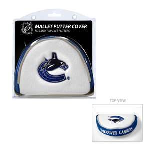 Vancouver Canucks Golf Mallet Putter Cover 15731