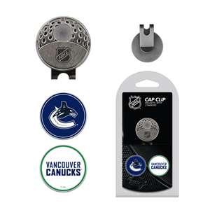 Vancouver Canucks Golf Cap Clip Pack 15747