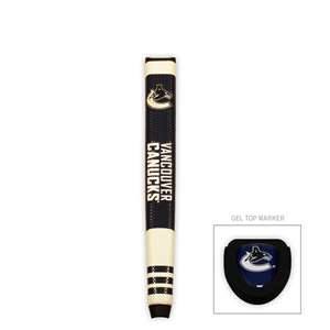 Vancouver Canucks Golf Putter Grip