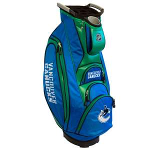 Vancouver Canucks Golf Victory Cart Bag 15773