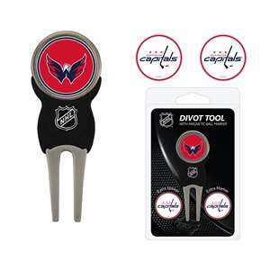 Washington Capitals Golf Signature Divot Tool Pack  15845