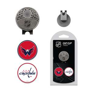 Washington Capitals Golf Cap Clip Pack 15847