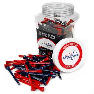 Washington Capitals Golf 175 Tee Jar 15851