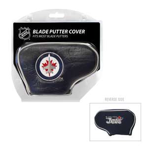 Winnipeg Jets Golf Blade Putter Cover