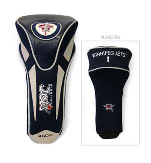 Winnipeg Jets Golf Apex Headcover