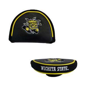 Wichita State University Shockers Golf Mallet Putter Cover 17731