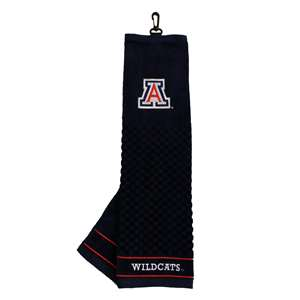 University of Arizona Wildcats Golf Embroidered Towel