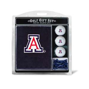 University of Arizona Wildcats Golf Embroidered Towel Gift Set
