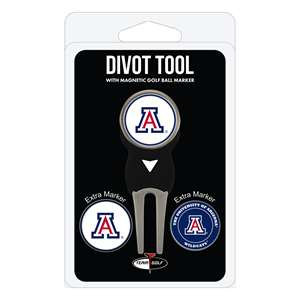 University of Arizona Wildcats Golf Signature Divot Tool Pack
