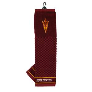 Arizona State University Sun Devils Golf Embroidered Towel 20310