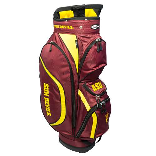 Arizona State University Sun Devils Golf Clubhouse Cart Bag 20362