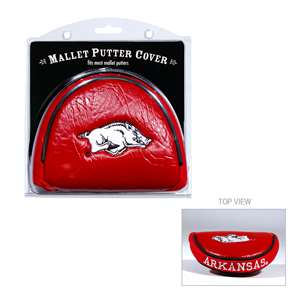 University of Arkansas Razorbacks Golf Mallet Putter Cover 20431