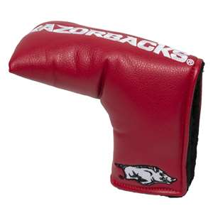 University of Arkansas Razorbacks Golf Tour Blade Putter Cover