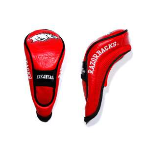 University of Arkansas Razorbacks Golf Hybrid Headcover