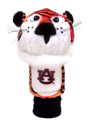 Auburn University Tigers Golf Mascot Headcover