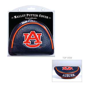 Auburn University Tigers Golf Mallet Putter Cover