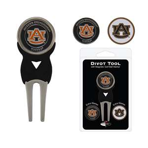Auburn University Tigers Golf Signature Divot Tool Pack